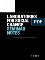 Labs for Social Change Seminar Notes