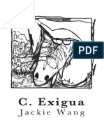 C. Exigua | Jackie Wang