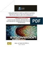 Diagnóstico Innovación en Guatemala