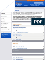 BMCC Accounting _ Accounting Program Requirements