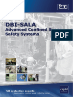 Advanced Confined Space Catalogue