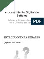 Sesion B02 - Senales y Sistemas Discretos