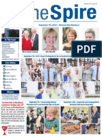The Spire News 9.15.14