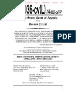 NYSRPA vs. Cuomo, Plaintiffs' Brief to the Second Circuit