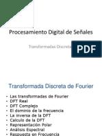 Sesion B04 - Transformadas Discretas