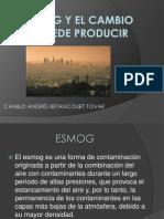 Exposicion de Medio Ambiente