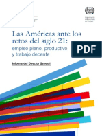 Informe Sg Oit Conferencias Americas Oct14