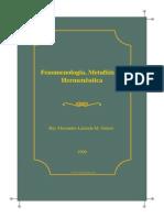 Gracio Rui Alexandre Fenomenologia Metafisica e Hermeneutica (1)