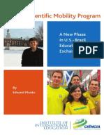 Brazil Scientific Mobility Undergraduate Program Briefing Paper 2013