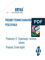 12-Organizacija Banke
