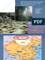 geography of china ppt