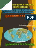 Epistemologa de La Geografia