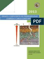 Coeficiente de Permeabilidad- Saavedra Imprimir