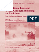 Schmitt, Ed., International Law and Armed Conflict