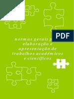 Normas Gerais Para Elaboração de Trabalhos Académicos e Científicos