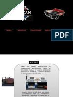 Pagina Web Refa