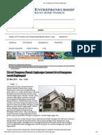 Ciri-ciri Bangunan Ramah Lingkungan