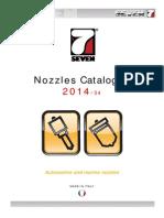 Nozzles Catalogue 2014-04 + Updates