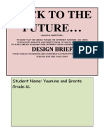 design briefreal one