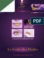 Catalogue cosmétique 2014 huiles vierges Perles de Gascogne.pdf