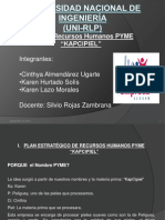 Proyecto Final Pyme