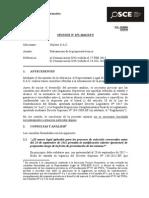 071-13 - Pre - Unilene s.a.c. - Subsanacion Propuesta Tec.