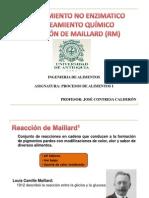 Reacción de Maillard4