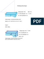 data sungai praktikum hidrogeologi