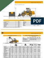 Especificaciones JCB
