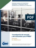 16 Investigacion de Mercado U0