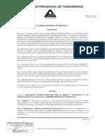 Reglamento Caja Chica - Hgpt - 2012