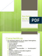 Bacterias Lacticas-2014 Alejandra Gpe