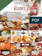#11 November 2014 Catalog