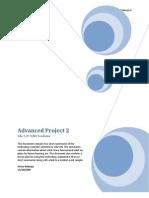 Advanced Project 2 Edu 528