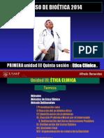5. Etica Clinica Setiembre 2014 Vf