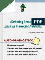 Marketing Personal Para La Insercion Laboral
