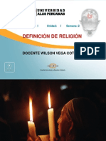 02. Definición de Religión (1)