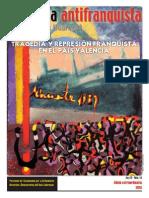 Tragedia y represión franquista en el País Valencià