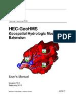 HEC-GeoHMS Users Manual 10.1