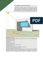 Sistemas Pasivos en Arquitectura