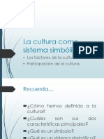Clase de Cultura Regional