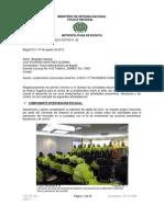 Informe 11 Componentes Homicidio