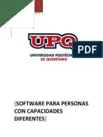 Software Para Personas Con Capacidades Diferentes