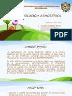 Polucion atmosferica