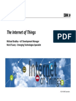 Internet of Things - Internet de Las Cosas