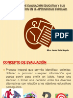 conceptosdeevaluacionymodelosbasicos-120730111635-phpapp02