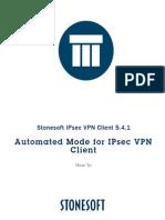 Stonesoft IPSEC VPN Client