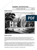 The Mirror of Literature, Amusement, and InstructionVolume 13, No. 359, March 7, 1829 by Various