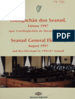 1997 Seanad General Election