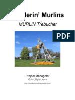 murlin trebuchet